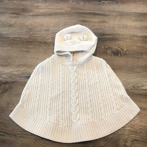 Gap Knitted Poncho